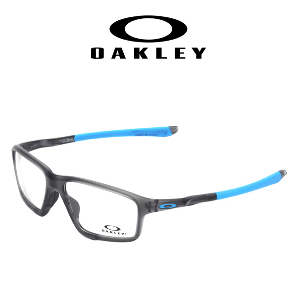 [OAKLEY] 오클리안경 OX8076-0158 SATIN GREY SMOKE